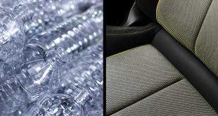 Audi creará la tapicería de su nuevo A3 con botellas de plástico recicladas