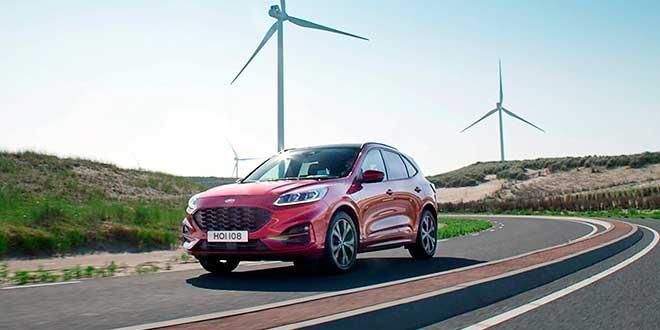 Ford aumenta un 30% la eficiencia de su nuevo Kuga