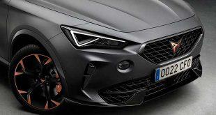 CUPRA presenta su nuevo SUV coupé, el Formentor