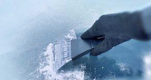 Tres formas de quitar el hielo del parabrisas sin rascar