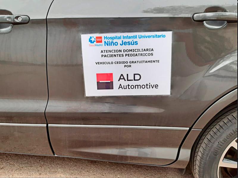 cesión de vehiculos ald automotive