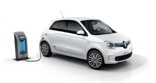 Renault presenta la versión eléctrica del popular Twingo