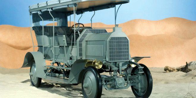 Daimler Dernburg Wagen