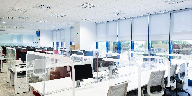 medidas de protección frente al COVID-19 en oficinas ALD Automotive España