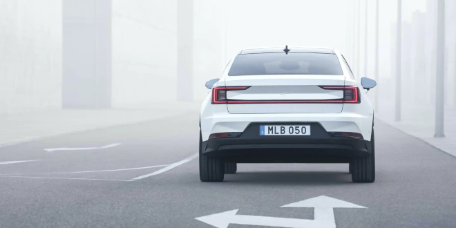 ALD Automotive y Polestar vehiculos electricos