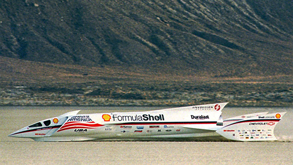 spirit of america shell