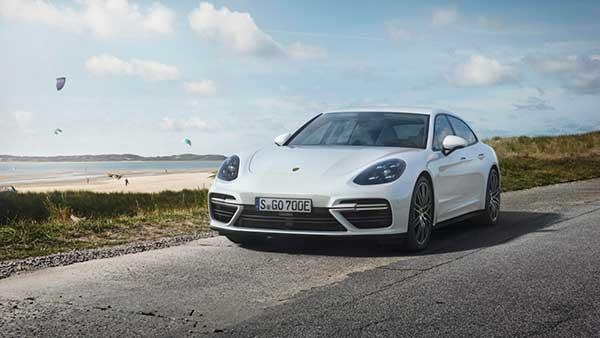 Aniversarios Porsche Panamera