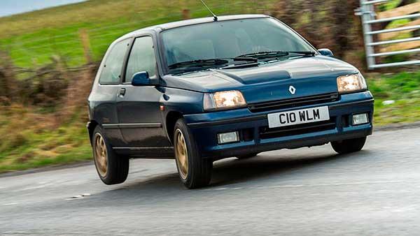 Aniversarios Renault Clio