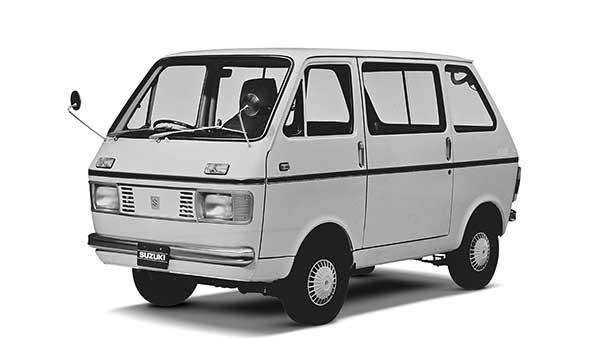 Suzuki Carry Van Electric