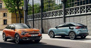 """Citroën presenta las nuevas variantes """"Made in Spain"""" del C4"""