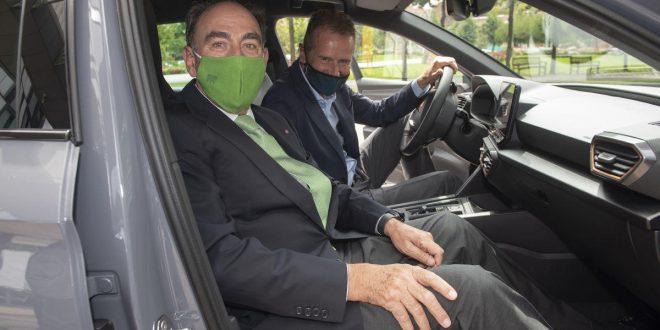 Seat, Volkswagen e Iberdrola crean un consorcio para impulsar el coche eléctrico en España