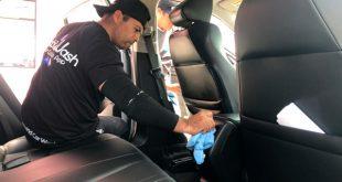Las mejores formas de desinfectar el coche antes de viajar