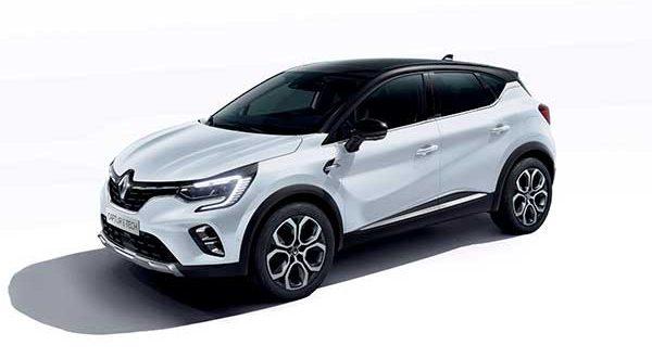 Renault estrena la variante híbrida enchufable de su Captur