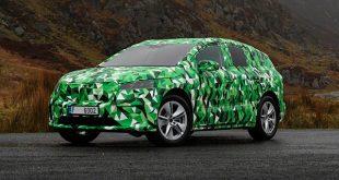 Skoda lanzará un nuevo SUV eléctrico con 500 km de autonomía