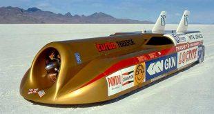 Cuáles son los vehículos más rápidos de la historia