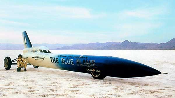 Blue Flame rápidos