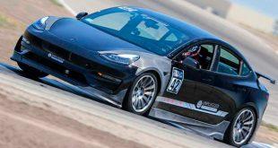 Un Tesla Model 3, más rápido que un Porsche 911 GT3 RS en circuito