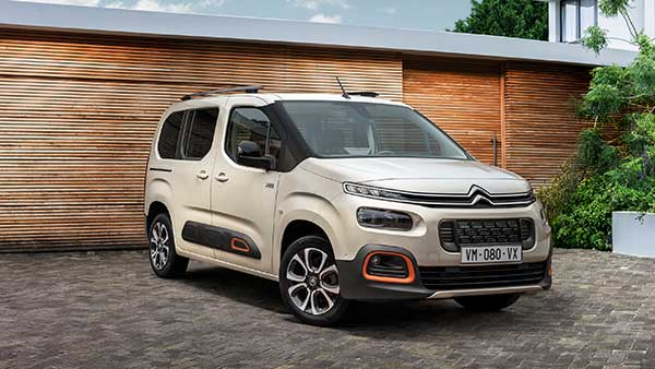 Coche Citroën Berlingo