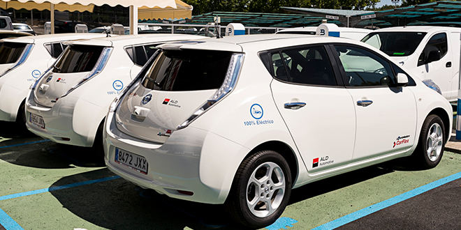 Más del 22% de los vehículos matriculados de la flota de ALD Automotive en lo que va de 2020 son propulsados con energías alternativas y más eficientes