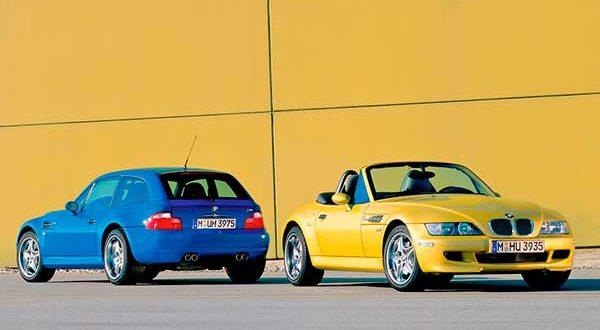 Uno de los emblemas de BMW, el Z3, cumple 25 años
