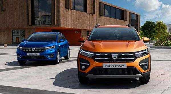 Dacia presenta el nuevo Sandero, más completo y equipado