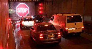 Barreras holográficas y señalización sensorial para aumentar la seguridad vial