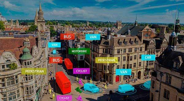 Ford crea un sistema de predicción de accidentes de tráfico
