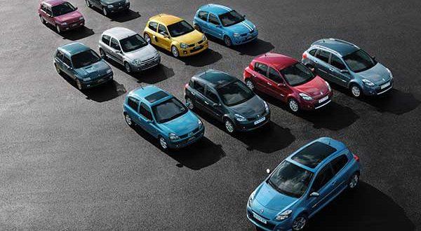 30 años de historia del Renault Clio