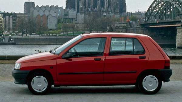 Primera generación Renault Clio