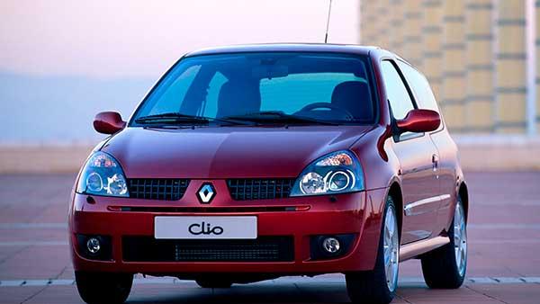 Tercera generación Renault Clio