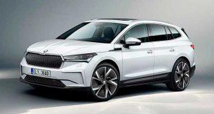 Skoda presenta el Enyaq iV, su primer SUV eléctrico