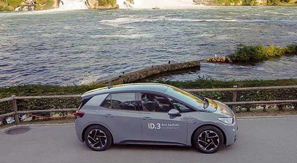 El nuevo Volkswagen ID.3 bate su récord de autonomía con 531 km en una sola carga