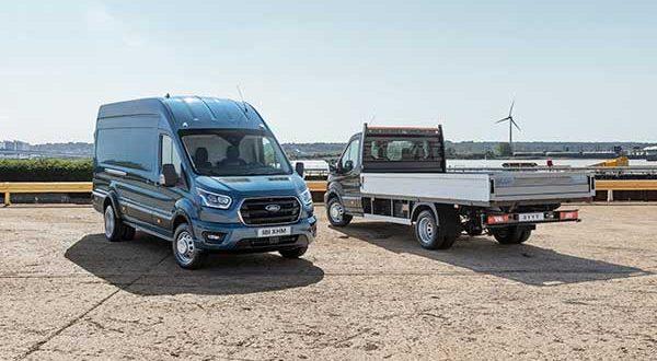 Ford incrementa su apuesta por los comerciales con la nueva Transit 5 Toneladas