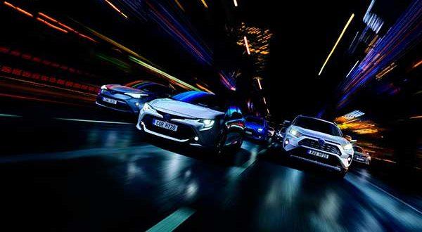Toyota alcanza los 300.000 vehículos híbridos vendidos en España