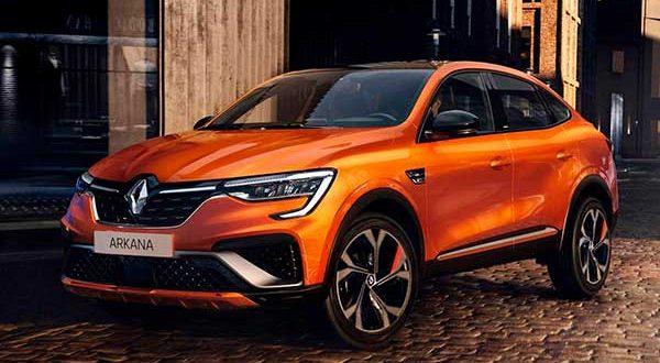 Renault presenta el Arkana, su nuevo SUV coupé híbrido