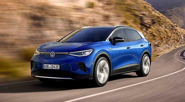 Volkswagen presenta el ID.4, su nuevo SUV eléctrico