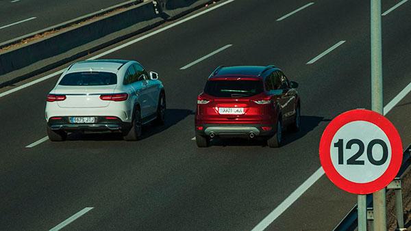 Nuevo reglamento de tráfico