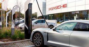 Porsche inaugura la estación eléctrica de carga más potente de España