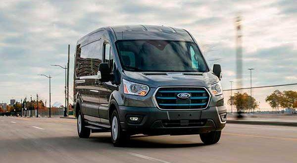 Ford presenta la E-Transit, su nueva apuesta comercial eléctrica