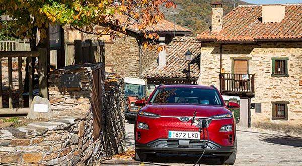 Hyundai potencia VIVE, su alternativa de transporte sostenible para zonas rurales de España