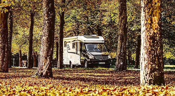 Las zonas de acampada más recomendables para salir con autocaravana