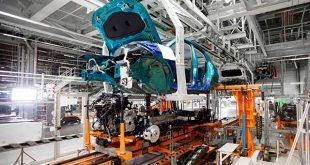 La fabricación de vehículos desciende un 1,7% en octubre