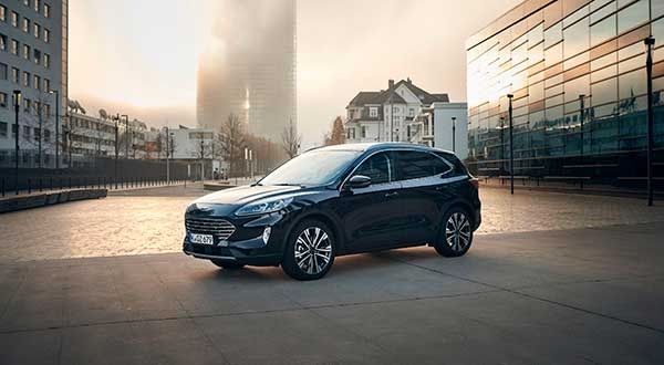El nuevo Ford Kuga Hybrid ya se fabrica en Valencia