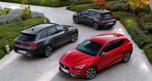 Así es y así va el nuevo SEAT León e-Hybrid