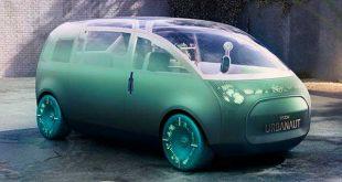 Mini reimagina su futuro eléctrico y autónomo con el Vision Urbanaut