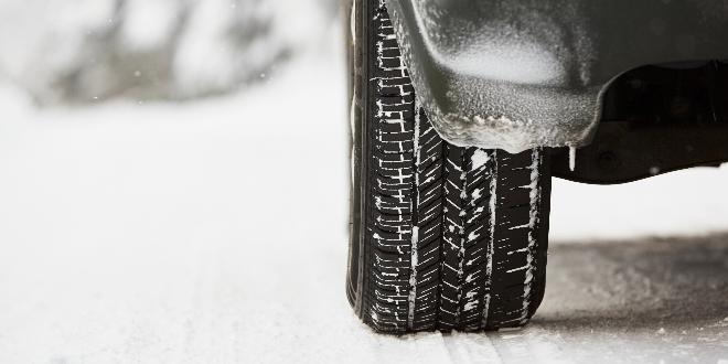 Los neumáticos invernales en España