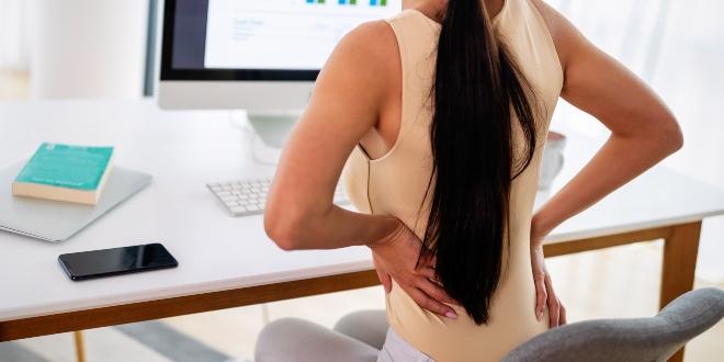 Cómo cuidar la higiene postural de trabajadores y conductores