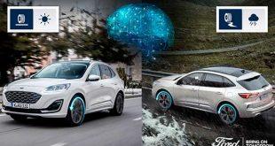 El nuevo Ford Kuga usa la inteligencia artificial para optimizar tracción y consumo