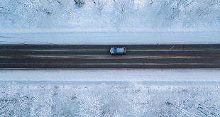 la seguridad al volante en la temporal invernal