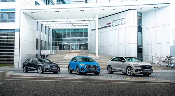 Audi cumple sus objetivos de emisiones de CO2 en Europa